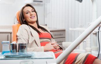 Woman in Dental Chair at Ora Dentistry in Elk Grove CA