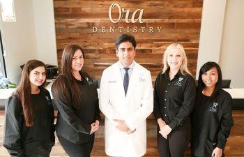 Staff at Ora Dentistry in Elk Grove CA